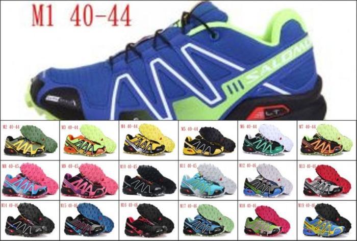 A variety of brand new 100% original Speedcross 3