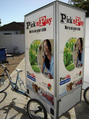 AD BIKE FOR SALE! High Impact Direct Events Marketing