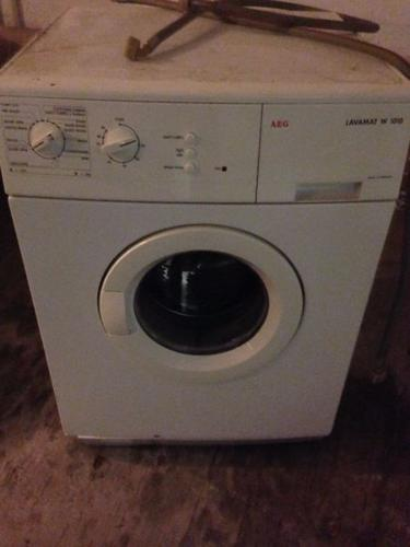 AEG LAVAMAT W 1010 USED WASHING MACHINE for Sale in Rondebosch