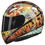 AGV Limited Edition Valentino Rossi Flower power Helmet
