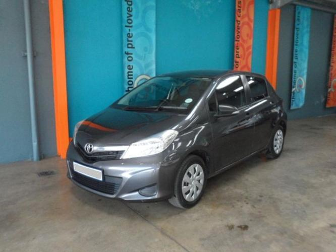 Aksons Inspectacar Pmb 2013 Toyota Yaris Hatchback For Sale In