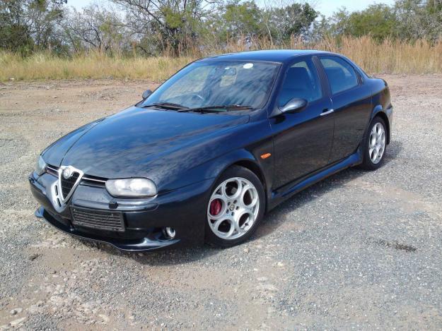 Alfa Romeo 156 GTA for sale