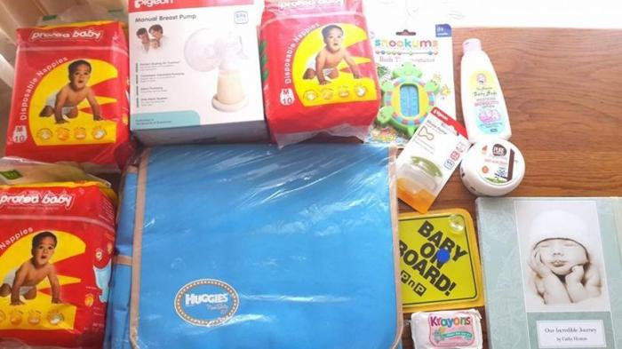 ALL BRAND NEW BABY GOODS FOR SALE-WORTH R1100,SELLING