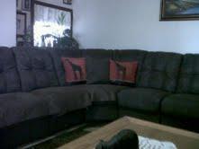 Alpine 7seater corner lounge suite