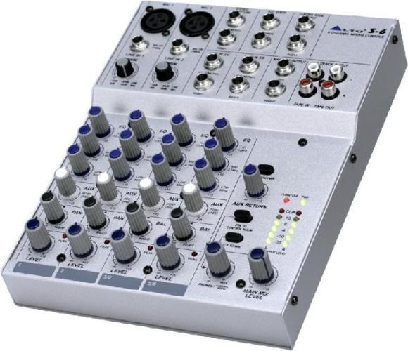 Alto 6 channel S6 Mixer for Sale in Randburg, Gauteng