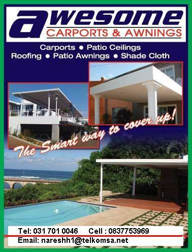 Aluminum Carports, Carports, Awnings, Patio Awnings,