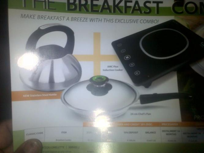 AMC. COOKWARE. on SPECIAL