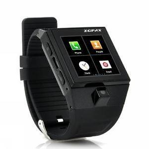 Android 4.0 Smart Phone Watch - 1.54 Inch Touch Screen