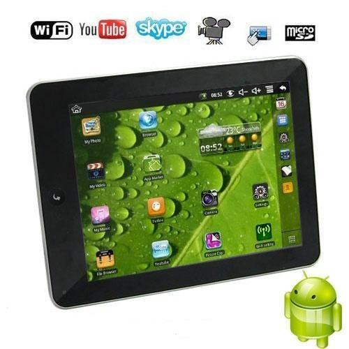 ANDROID TOUCH SCREEN TABLETS R1200 !