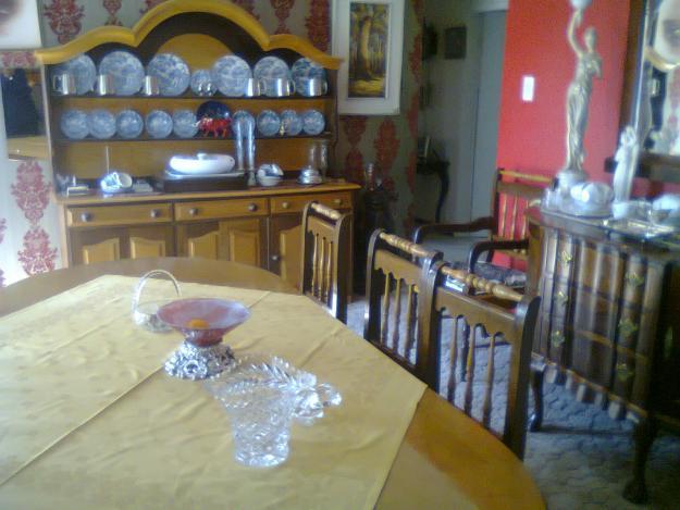ANTIQUE DINING ROOM & SITTING ROOM SUITES