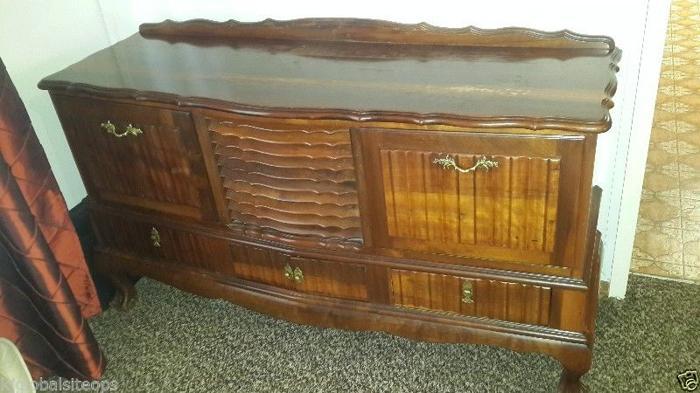Antique Sideboard / Cabinet For Sale