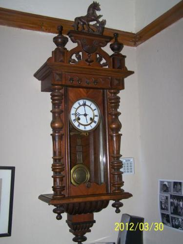 antique wall clock for sale in ladybrand free state
