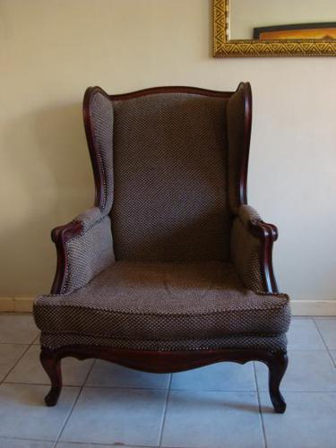 Antique Wingback Chair For Sale In Pretoria Gauteng