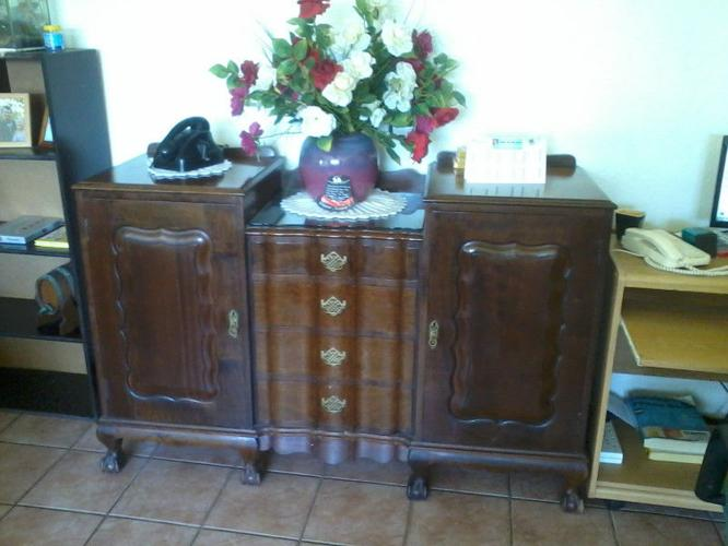 Antiques sideboard