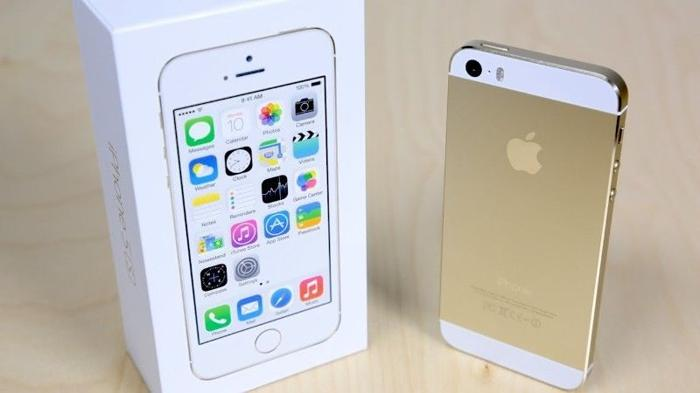 Apple Iphone 5s 32gig GOLD