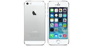 Apple Iphone 5S 64GB Silver SEALED IN BOX!!!