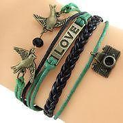 Armbande, horlosies en vele meer