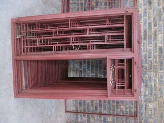 Assorted Window frames +-2300