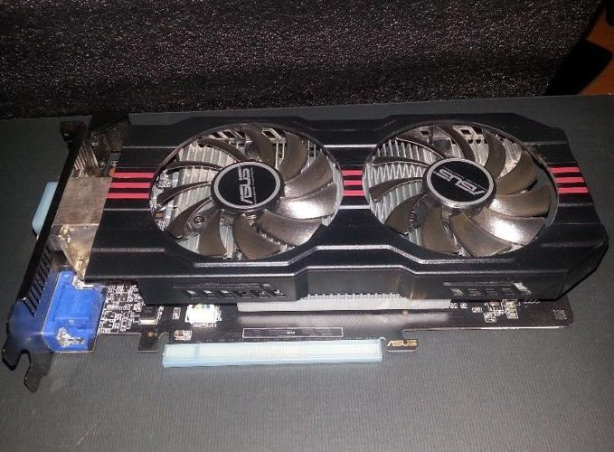 ASUS GeForce® GTX 650 Ti 1GB for sale