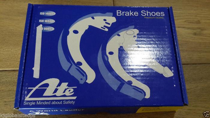 ATE Brake Shoes for Vw Polo Vivo 2010