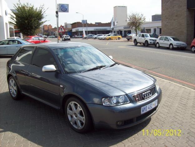 Audi S3 165kW 2003
