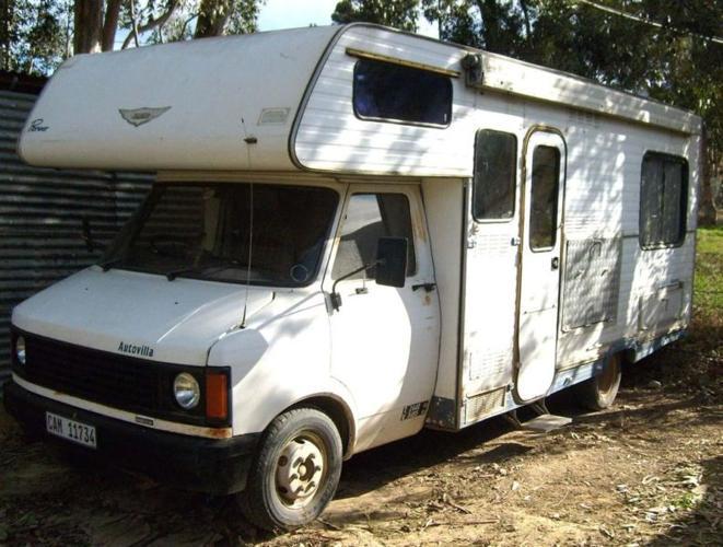 Autovilla Motorhome 1986 for Sale in Caledon, Western Cape
