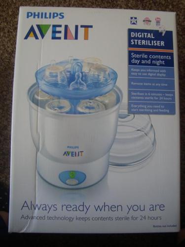 Avent Electrical Sterilizer