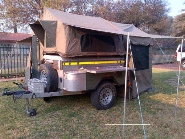 B'Rakah Camper Trailer