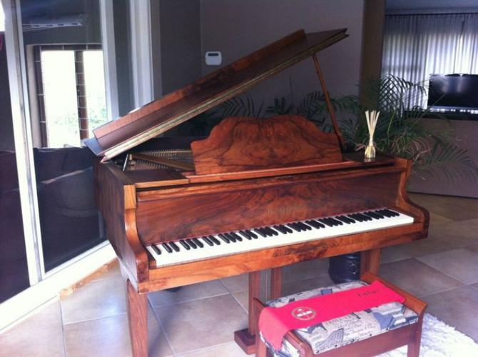 B Squire Amp Son Baby Grand Piano For Sale For Sale In