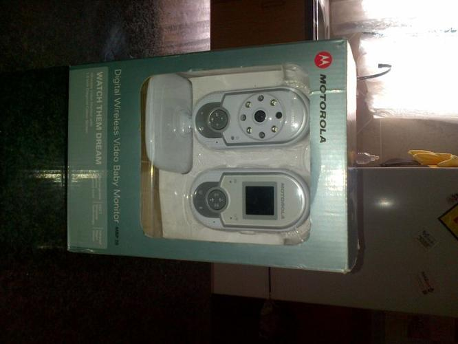 baby monitor video for sale in krugersdorp gauteng classified. Black Bedroom Furniture Sets. Home Design Ideas