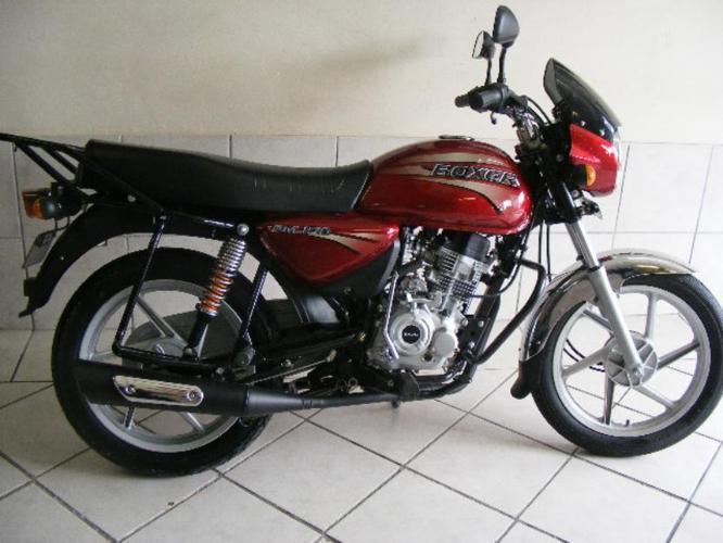 Bajaj Boxer 150