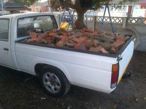 Bakkie load of fire & braai Wood for Sale R650