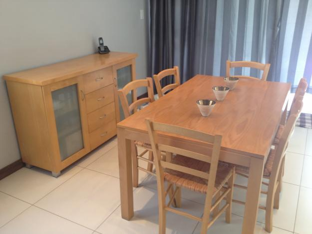 beautiful dining room set table 6 chairs for sale in boksburg gauteng