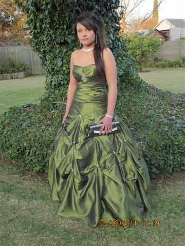 Beautiful Martric Dance Dress