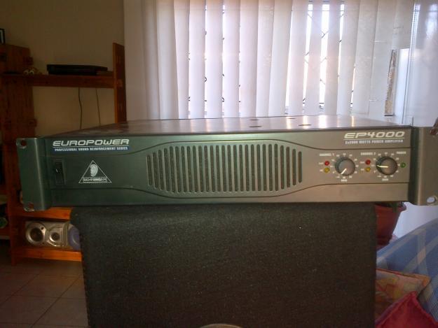 Behringer EP4000 for Sale