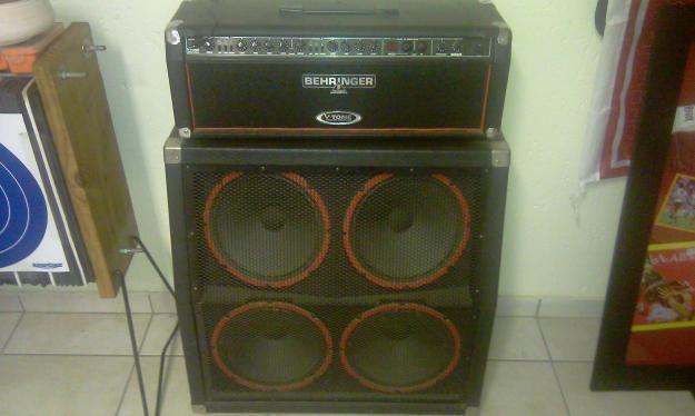 Behringer stack Amp