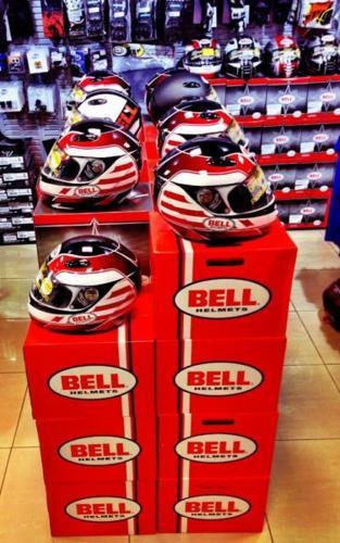BELL helmet winter special !!!