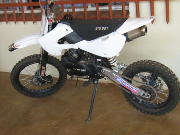 Big wheel Pitbike for Sale BIG BOY KLX 150cc