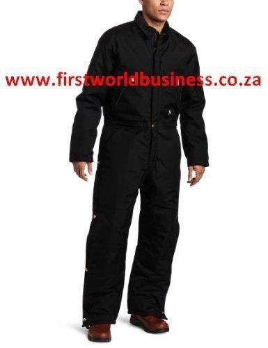 Black Overalls, Black Conti Suits, Black Boiler Suits