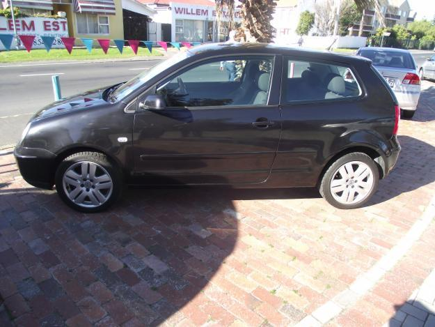 Black Polo Coupe 1.9 TDI for sale