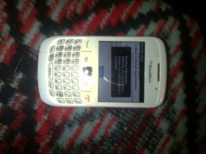 Blackberry 8520 Still New!!!