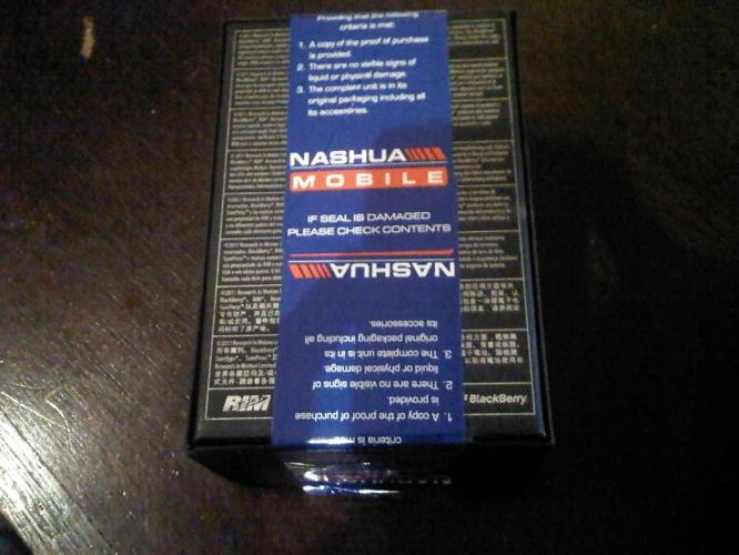 Blackberry bold 9790 sealed