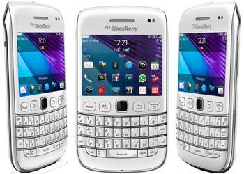 Blackberry Bold 9790 - White