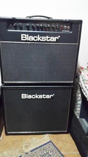 Blackstar HT40 guitar amp plus extension cab.