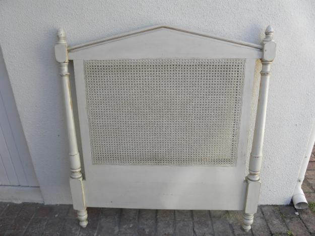 Block and Chisel - Single Headboard - French /
