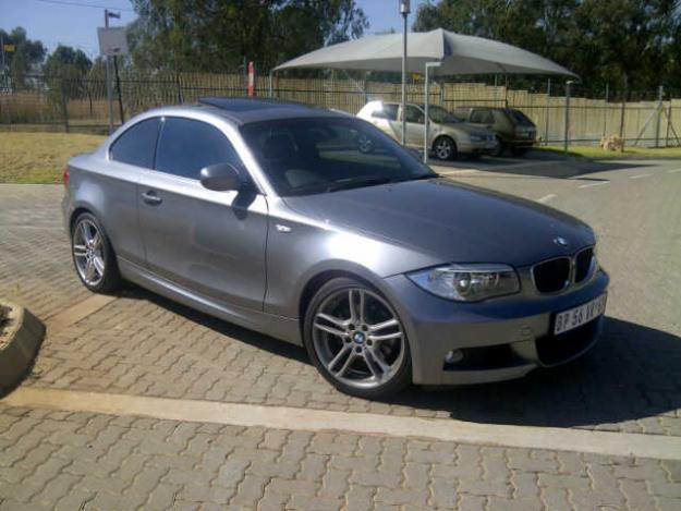 BMW 125i M Sport (Auto) 2011