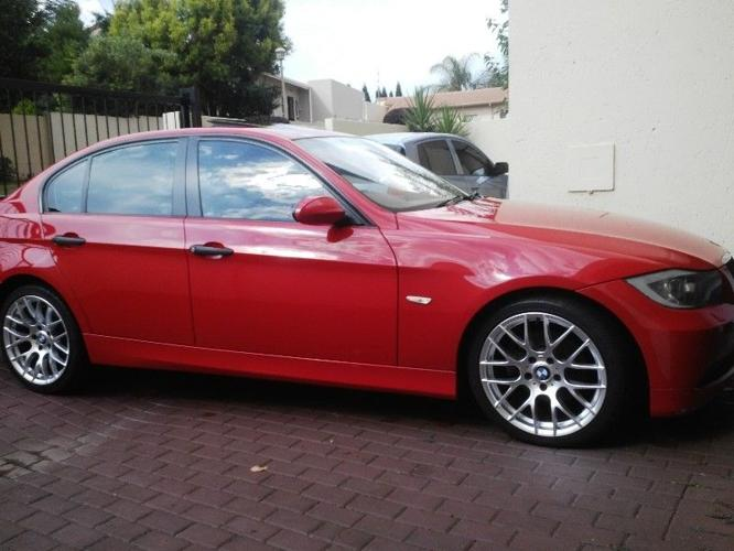BMW 320D E90****///M