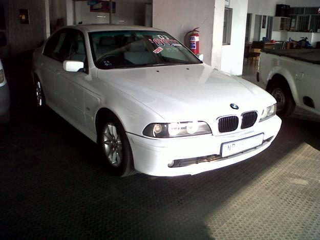 Bmw 530 Desel Auto- Immaculate Must SEE