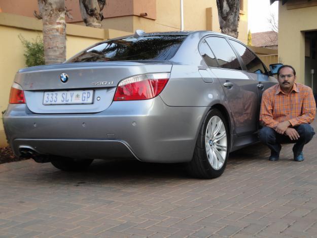 BMW 530D E60 AUTO