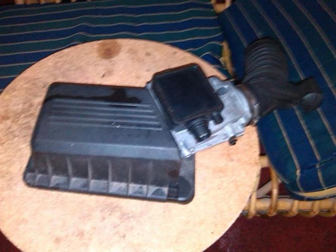 Bmw E36 316i airflow